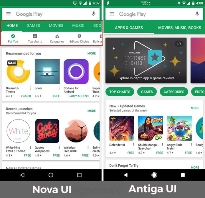 Google Play Store smartphone Android
