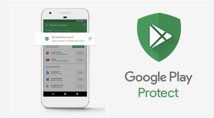 Motorola Moto G4 Google Play Protect Android