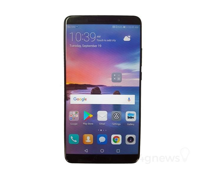 Huawei Mate 10 Apple iPhone X