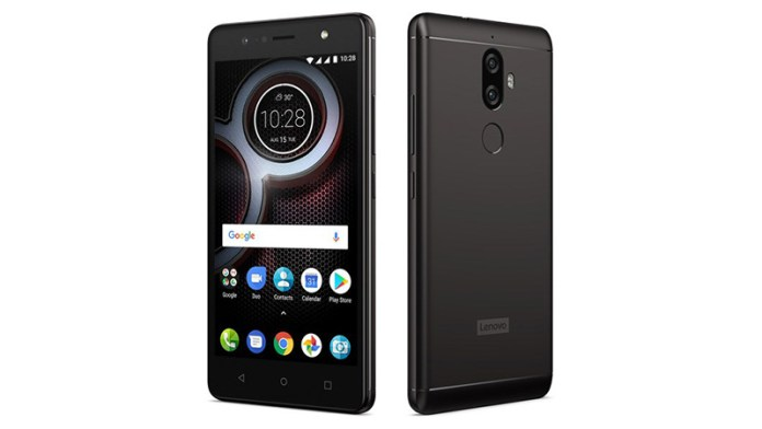 smartphones Lenovo K8 Plus Motorola