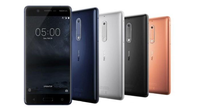 Nokia 8 HMD Portugal