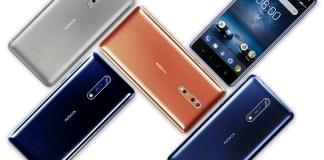 Smartphone Android Oreo 8.0 Nokia 6 Portugal
