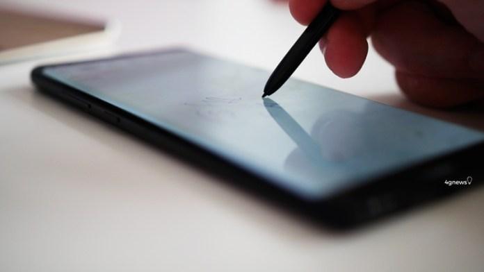LG Q Note poderá ser o futuro concorrente ao Samsung Galaxy Note 9