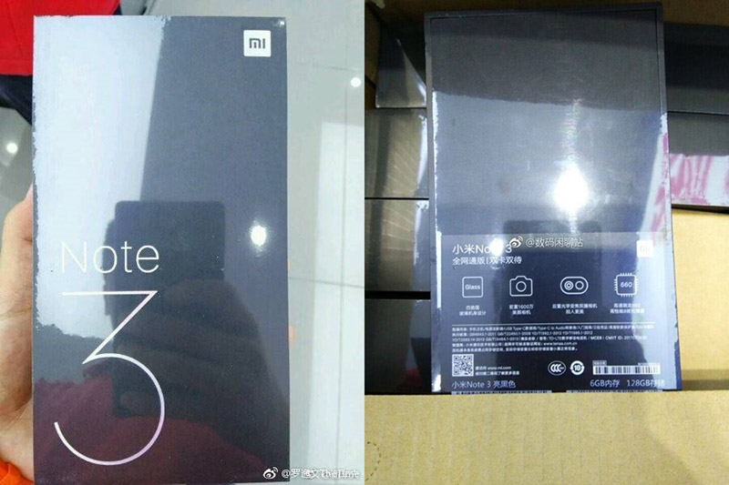 Xiaomi Mi Mix 2 já é oficial