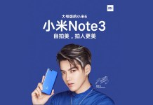 Xiaomi Mi Note 3 Xiaomi Mi Mix 2