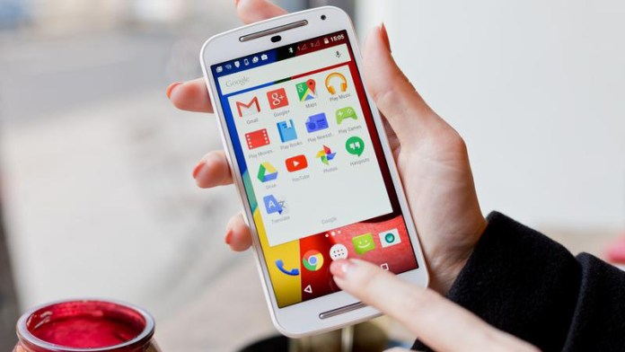 Google App Smartphone Android 1