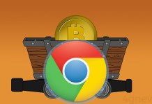 Google Chrome BitCoin