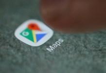 Google Maps contador de calorias copiar