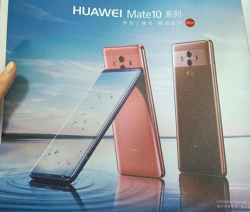 Huawei Mate 10 e Mate 10 Pro são oficiais