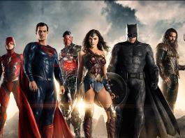 Justice League Liga da Justiça Filme