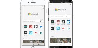 Microsoft Edge Android iOS Browser