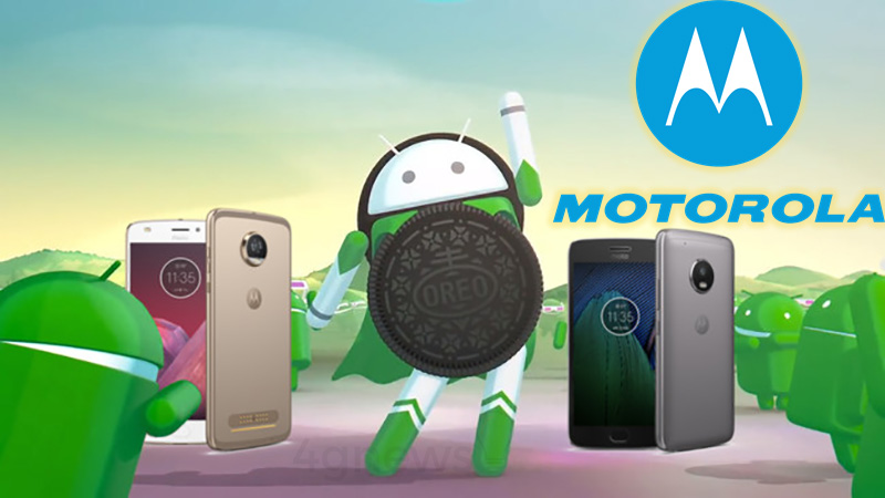 Motorola inicia testes com Android Oreo no Brasil — Família Moto Z