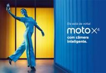 Motorola Moto X4 preço Brasil