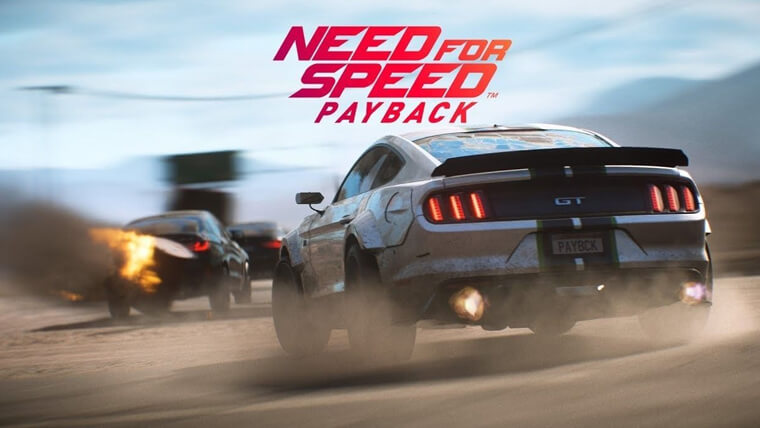 Payback mostra mais da história — Need for Speed