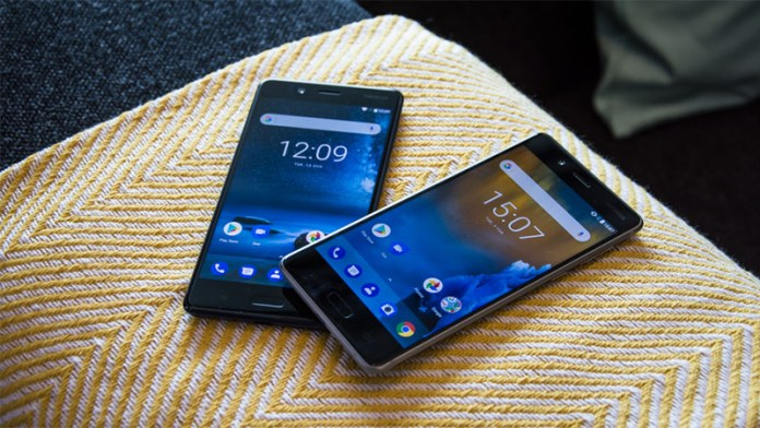 Nokia 6 Nokia 5 Android Oreo 8.1 Nokia 8 6GB de RAM Portugal