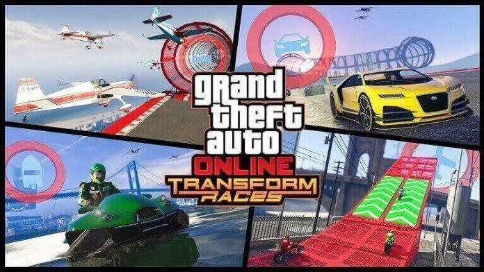 GTA V Online: Rockstar lança novo modo Transform Races
