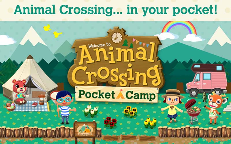 Animal Crossing: Pocket Camp recebe data de lançamento mundial