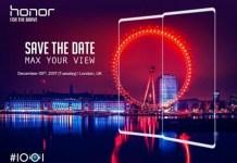 Honor V10 Huawei