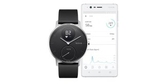 Nokia Steel HR Hybrid Smartwatch Android