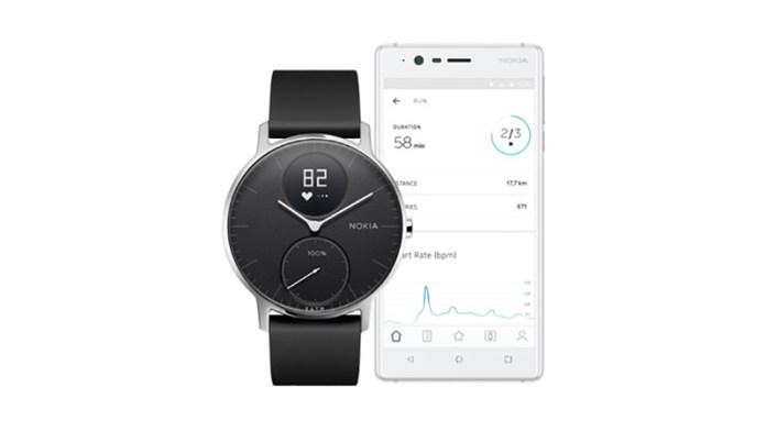 Nokia Steel HR Hybrid Smartwatch HMD Global