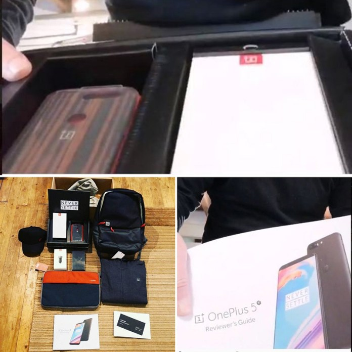 OnePlus 5T Smartphone Android