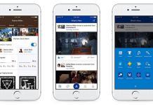 App PlayStation para smartphones está agora mais focada no social