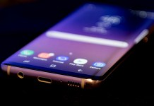 Samsung Galaxy S8 câmara Galaxy S8+