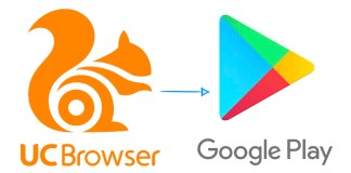 UC Browser Google Play Store
