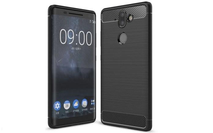 Nokia 9 Nokia 8 Sirocco Android