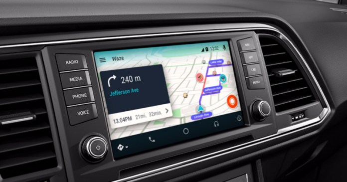 Android Auto Huawei smartphones