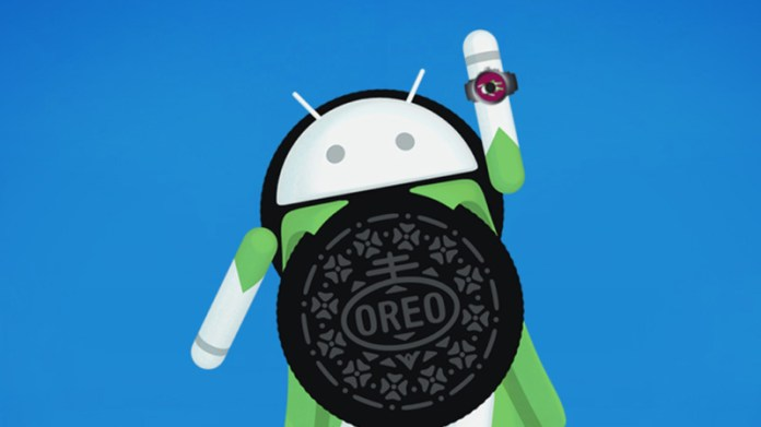 Android Oreo Android Wear