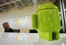 homens brancos conservadores Google processada Google Android Oreo 8.1 patch dezembro