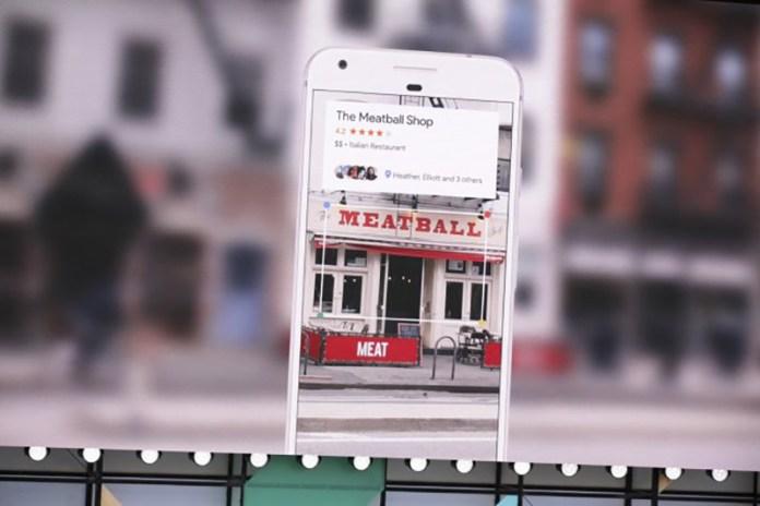 Google Pixel 2 Google Lens Android