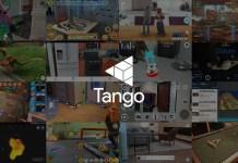 Google Project Tango
