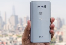 LG V30 Plus Android smartphone