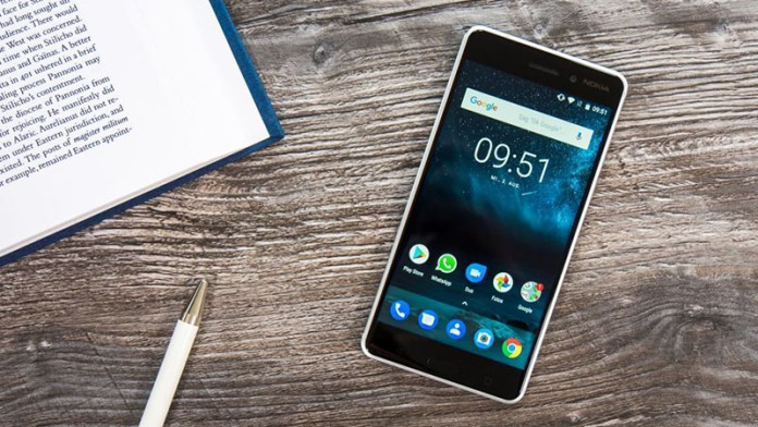 Nokia 7 Smartphone Android HMD Android Oreo Google