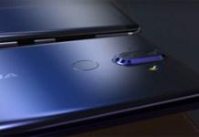 Nokia 9 Nokia 6 (2018)