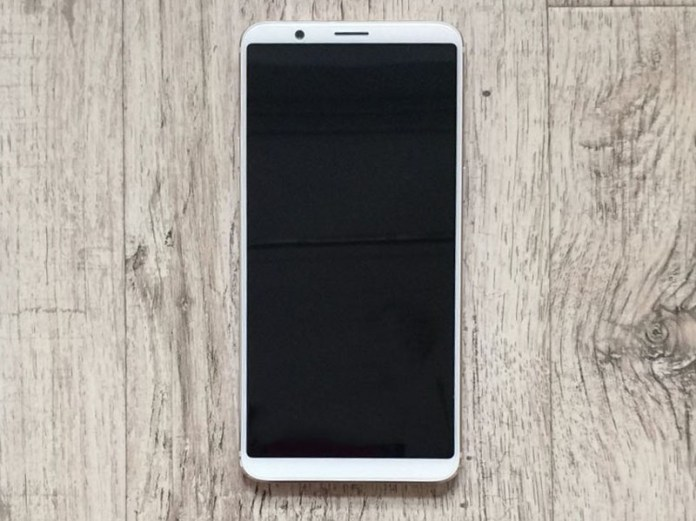 OnePlus 5T smartphone Branco 1