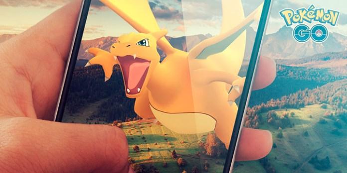 Pokémon GO iOS 11 Apple ARKit Niantic iPhone