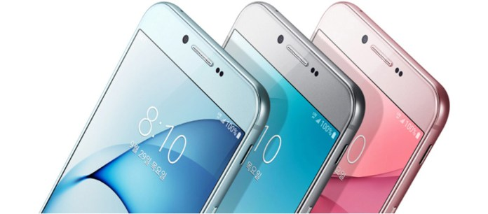 Samsung Galaxy A 2018 Samsung Galaxy A8 2018 3