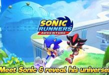 Sonic Runners Adventure Google Play Store