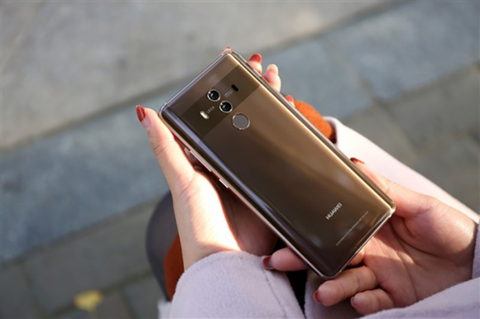 Huawei Mate 20 Pro OLED Samsung
