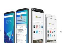 Microsoft Edge Andorid iOS Portugal