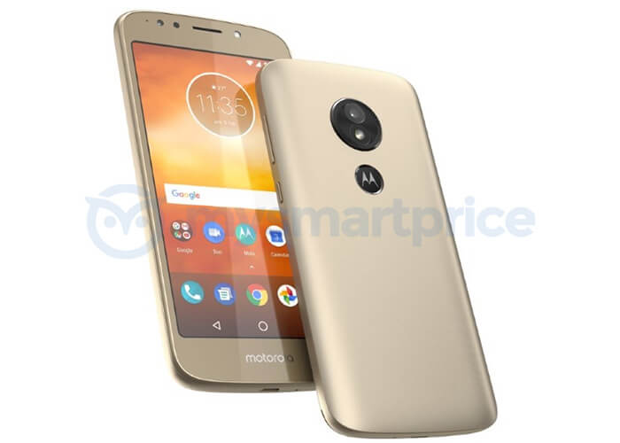 Moto X5 aparece com quatro câmeras e tela grande