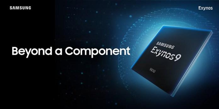 Samsung Galaxy S9 Exynos 9810 1