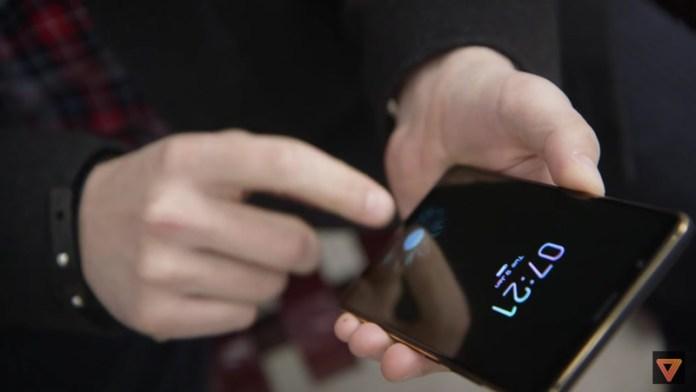 Samsung Galaxy Note 9: Sensor biométrico no ecrã é uma possibilidade