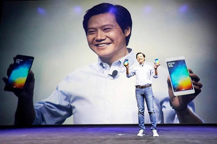 Lei Jun Xiaomi Mi 7 Android Smartphone Xiaomi Mi 7