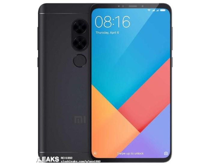 Xiaomi Redmi Note 5 Xiaomi Mi 7