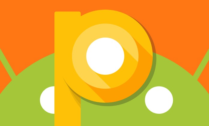 Android P smartphone