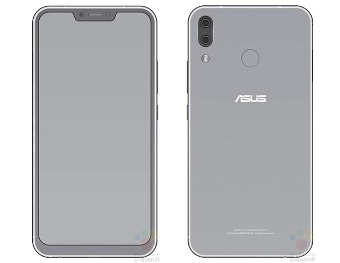 Asus ZenFone 5 Apple iPhone X